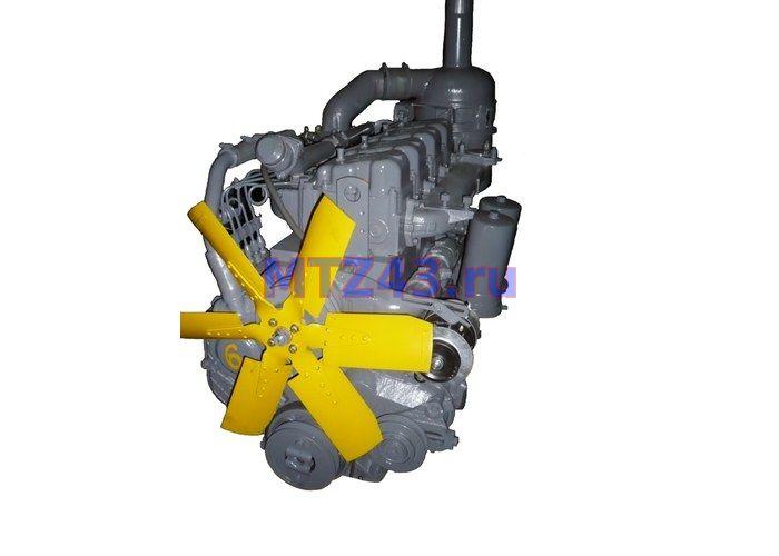 Двигатель для МТЗ-80 - specserver.com