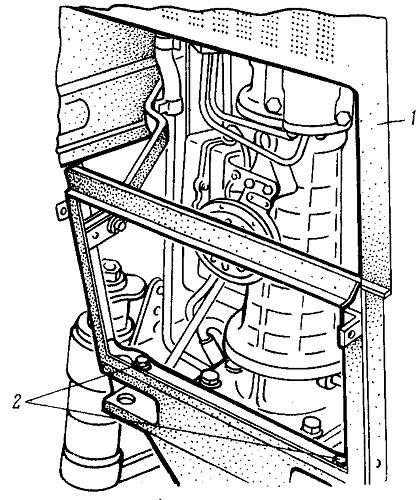 Тяга крепления радиатора УАЗ-3151,31595 - МТЗ Центр